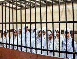 Shaima Iron writes: It's not their women rights women Egypt
