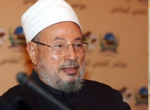 Qaradawi bless victories rebels in Syria and calls for their support