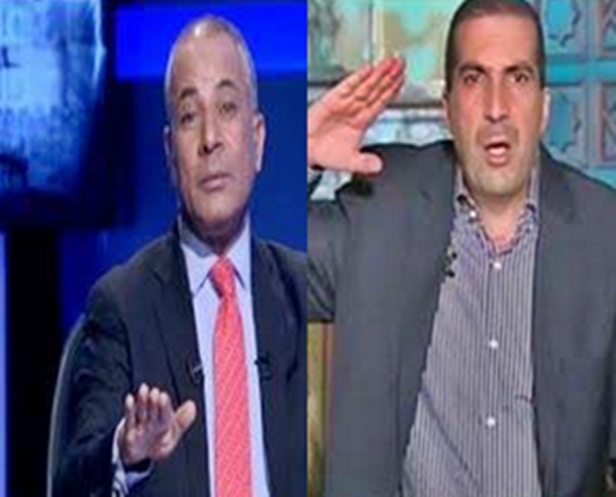 "Ahmed Moussa ynlkob on one of the pillars of the coup "" Amr Khaled"" And accuse him of terrorism"