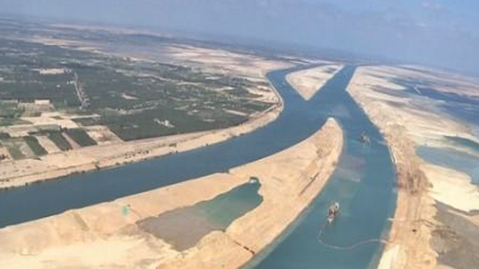 Video.. Facebook pioneers in the most powerful irony of the new shunt Suez Canal