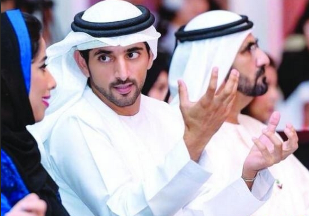 After he died of a heart attack. Learn about the son of the ruler of Dubai