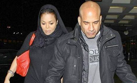 After the declaration of conversion.. Janet Jackson: Dhalte found in Islam