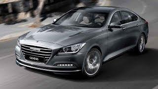 Hyundai genesis 2015 هيونداي جينيسيس