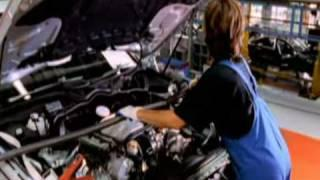 Mercedes-Benz plant production of cars part 3 (3/3)