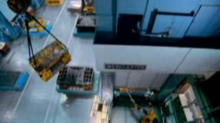 Mercedes-Benz plant production of cars part 2 (2/3)