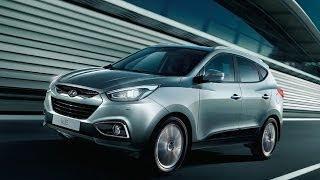 Hyundai ix35 هيونداي آي اكس 2015