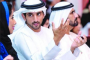 The death of the son of the ruler of Dubai following a sudden heart attack