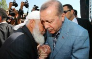 Erdogan read the Qur'an