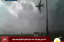 Emirati site published a video of the moment of the fall of the Russian plane